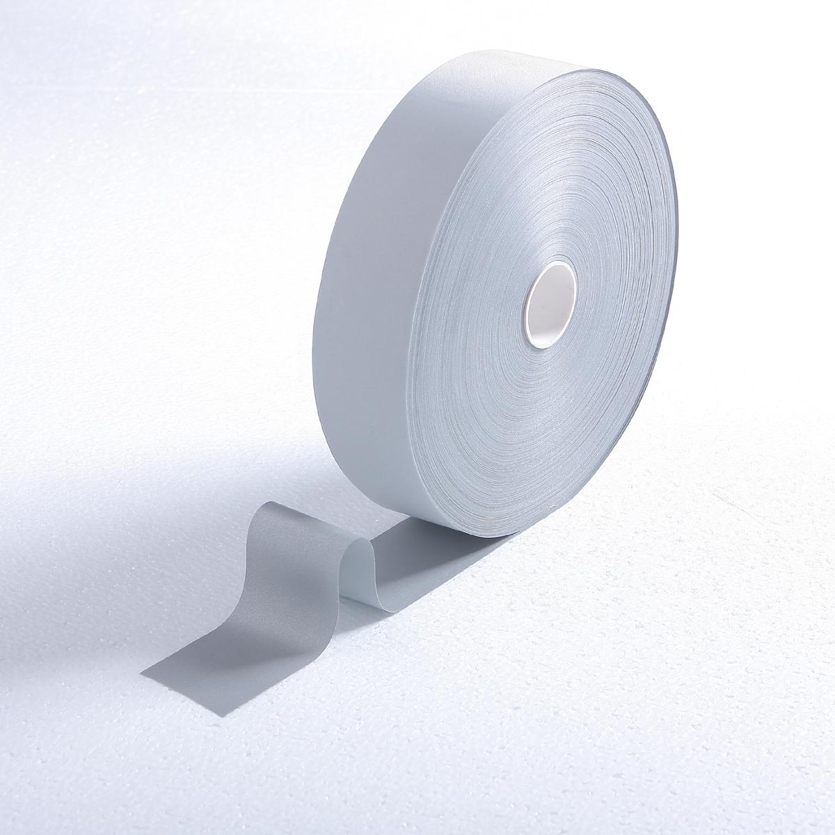 亮银耐工业水洗反光布